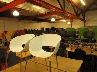 Designerskie krzesła