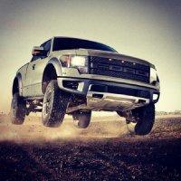 Samochód terenowy marki Ford