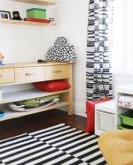 pokój dziecięcy z nowoczesnym zestawem meblowym