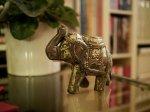 dekoracyjna figurka słonia