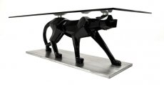 Stolik kawowy Black Cat Kare Design